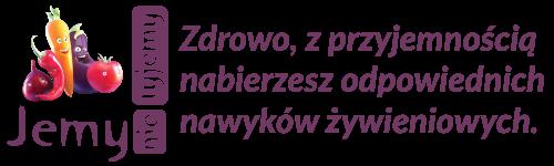 Dietetyk Oborniki, Suchy Las, Poznań - Jemy Nie Tyjemy Logo